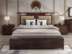 新中式卧室家具组合R-1992