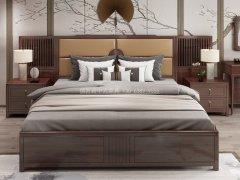 新中式卧室家具组合R-1993