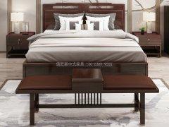 新中式卧室家具组合R-1994