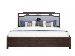 新中式卧室家具组合R-2005