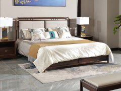 新中式卧室家具组合R-2007