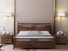 新中式卧室家具组合R-2008
