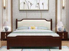 新中式卧室家具组合R-2010