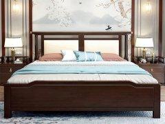 新中式卧室家具组合R-2011