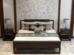 新中式卧室家具组合R-2014