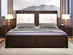 新中式卧室家具组合R-2015