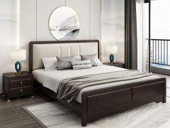 新中式卧室家具组合R-2016