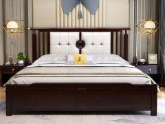新中式卧室家具组合R-2017