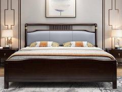 新中式卧室家具组合R-2018