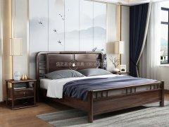新中式卧室家具组合R-2027