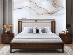新中式卧室家具组合R-2028