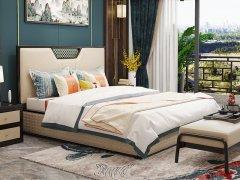 新中式卧室家具组合R-2030