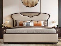 新中式卧室家具组合R-2031