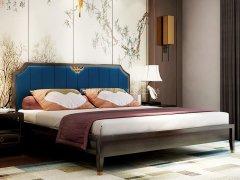 新中式卧室家具组合R-2037