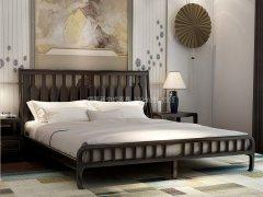 新中式卧室家具组合R-2039