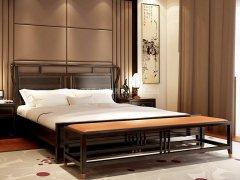 新中式卧室家具组合R-2040