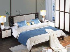 新中式卧室家具组合R-2041