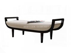 新中式床尾凳R-2045