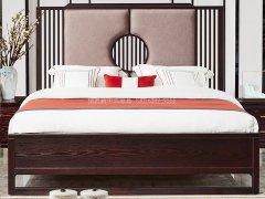 新中式卧室家具组合R-2043