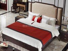 新中式卧室家具组合R-2044