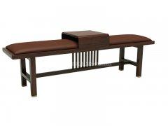 新中式床尾凳R-2054