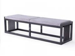 新中式床尾凳R-2050