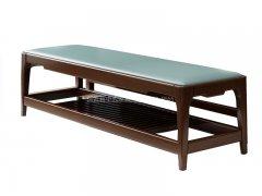 新中式床尾凳R-2051