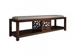 新中式床尾凳R-2055