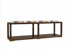新中式床尾凳R-2058