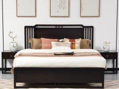 新中式卧室家具组合R-2062