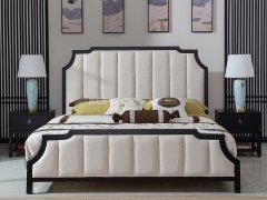 新中式卧室家具组合R-2064