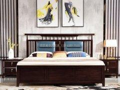 新中式卧室家具组合RJ-BL-2065
