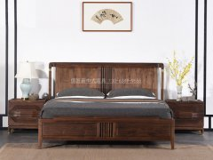 新中式卧室家具组合RJ-BL-2066