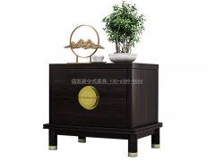 新中式床头柜R-2068