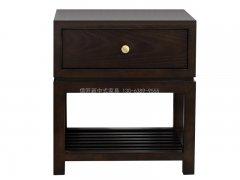 新中式床头柜R-2070