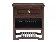 新中式床头柜R-2074