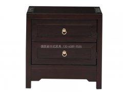 新中式床头柜R-2072