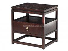 新中式床头柜R-2073