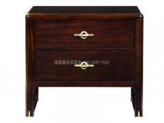 新中式床头柜R-2081