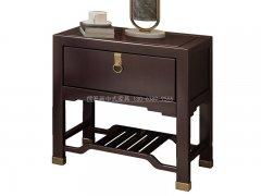 新中式床头柜R-2084
