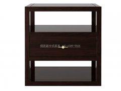 新中式床头柜R-2090