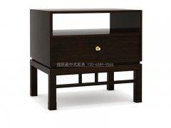 新中式床头柜R-2091