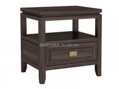 新中式床头柜R-2089