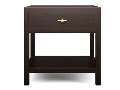 新中式床头柜R-2095
