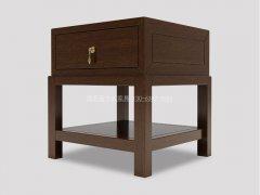 新中式床头柜R-2097