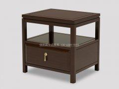 新中式床头柜R-2099