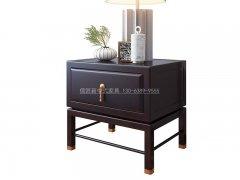 新中式床头柜R-2101
