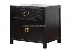 新中式床头柜R-2102