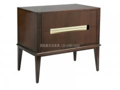 新中式床头柜R-2106