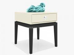 新中式床头柜R-2108